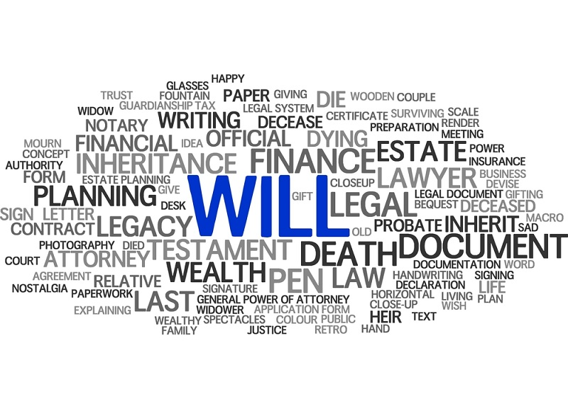 Almost 6 in 10 people do not have a will in place